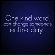 make someones day