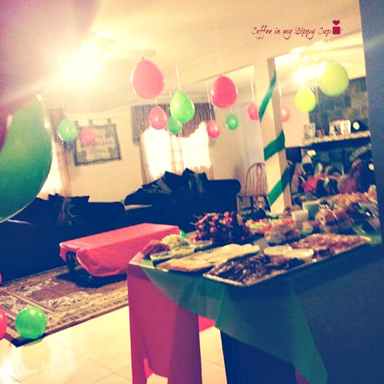 bookworm party decorations