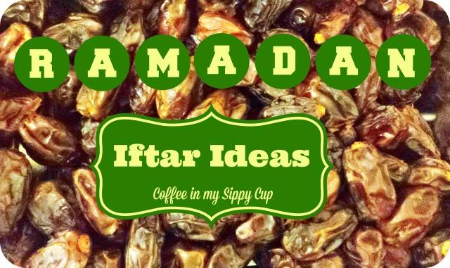 Ramadan iftar ideas