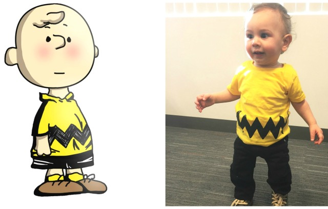 charlie brown resemblance